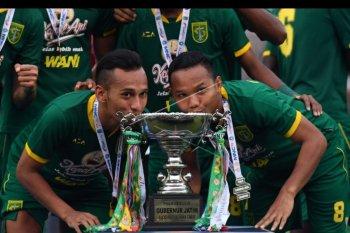 Persebaya juara Piala Gubernur Jatim