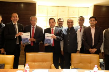 Trade minister cooperates with Indian entrepreneurs to boost trade