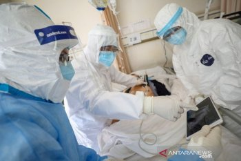 Hingga Jumat China catat 76.288 kasus virus corona dengan 2.345 kematian