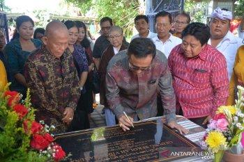 Pemkot Denpasar resmikan pembangunan gedung sekolah Vidya Karuna