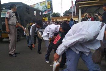 Tawuran pelajar, seorang siswa tewas akibat bacokan senjata tajam