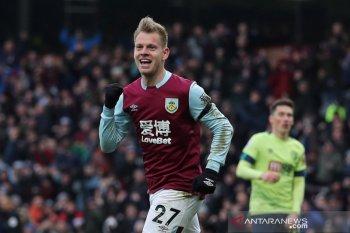 Liga Inggris: Burnley kalahkan AFC Bournemouth dengan skor 3-0