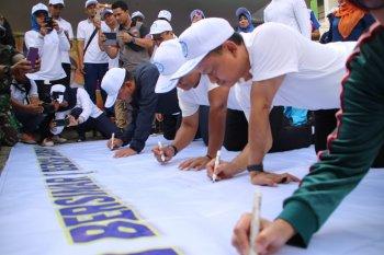 Pontianak canangkan Kelurahan Siantan Tengah Bersih Narkoba