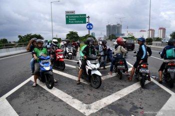 Perkiraan hujan lebat guyur Jakarta Senin malam