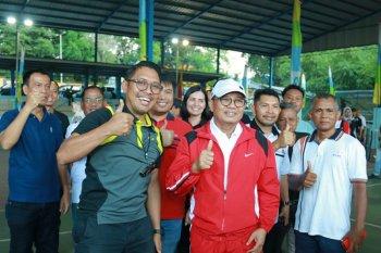 Gubernur berharap Kejuaraan Tenis K3 PetroChina munculkan atlet unggul
