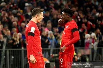 Klasemen Liga Jerman: Muenchen masih ditempel ketat Leipzig