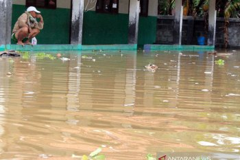 Sembilan kecamatan di Karawang dilanda banjir