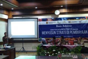 Pemkot Semarang disarankan gunakan alternatif pembiayaan pembangunan