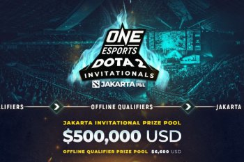 Tim Indonesia kejar tiket final One Esports Dota 2