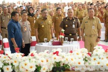 Kapolda - Gubernur - Kajati tandatangani MoU pengawasan dd