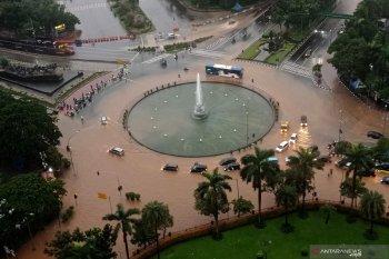 Hujan diperkirakan masih kembali mengguyur Jakarta