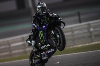 Vinales pimpin tiga Yamaha puncaki tes pramusim Qatar