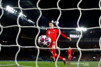 Bayern menang 3-0 di markas Chelsea