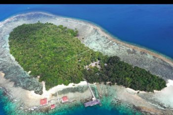 Pulau Sebaru Kecil, tempat observasi kru kapal World Dream