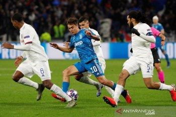 Lyon bekuk Juve 1-0