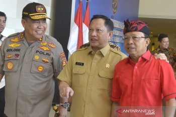 Gubernur nilai Rakor Kemendagri bantu pariwisata Bali