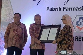 PT Sampharindo Retroviral Indonesia mulai produksi obat HIV