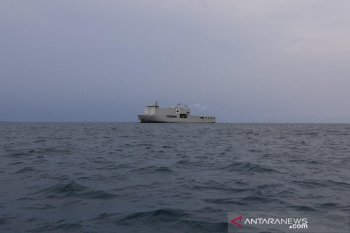 Indonesian ship carrying 188 World Dream workers in Java Sea