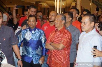 Mahathir melakukan pertemuan dengan pengurus Partai Bersatu