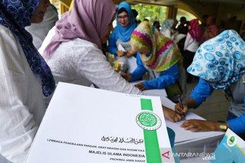 Wapres jelaskan langkah Indonesia jadi pusat produsen halal dunia