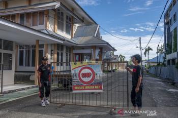 Alihfungsi Asrama Haji Jadi RS Darurat Penanganan COVID-19