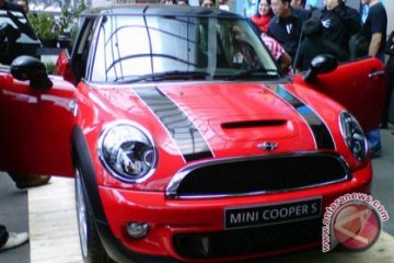 BMW luncurkan Mini lebih besar