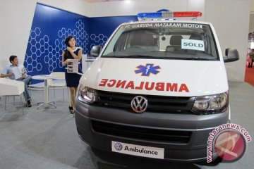 VW Juga Produksi Ambulance