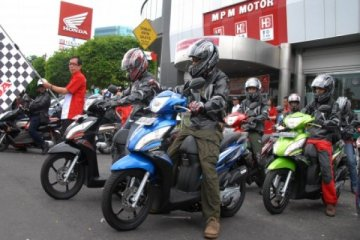Honda bikers day 2011