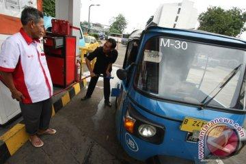 Jokowi tuding monopoli bajaj BBG ganggu peremajaan