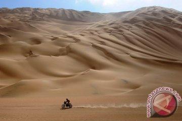 Cuaca buruk batalkan etape pembukaan Reli Dakar