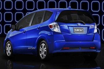 Honda Jazz versi listrik mulai tersedia