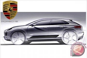 Porsche Macan terinspirasi Range Rover Evoque