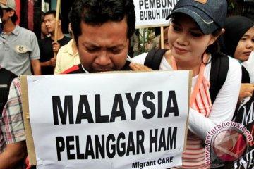 Penembakan TKI Malaysia