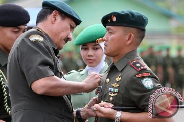 Peresmian Batalyon Raider