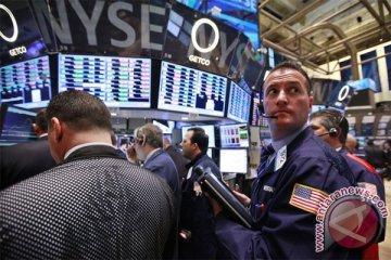 Saham di Wall Street jatuh setelah rally kemarin