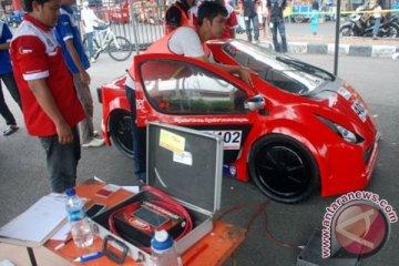 30 universitas ikuti lomba mobil hemat