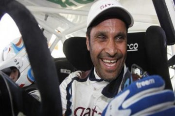 Terranova tercepat tahapan 12, Al-Attiyah dekati podium