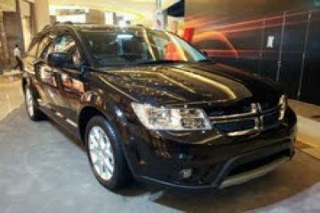 Dodge Journey 2013 makin canggih