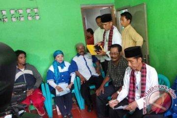 Jokowi datangi koperasi bajaj di Rawamangun