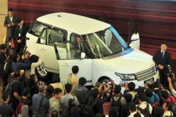 "All New Range Rover bisa ""nenggak""  solar Indonesia"