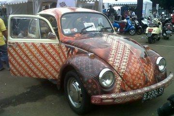 """VW """"Herbie"""" dan VW """"Batik"""" pamer diri"""