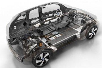 Canggihnya BMW i3 terbaru bertenaga listrik