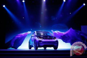 Polisi Los Angeles pilih BMW i3 ketimbang Tesla Model S