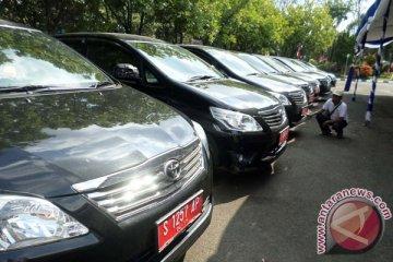 Sewa kendaraan dinas tersedia di katalog elektronik LKPP
