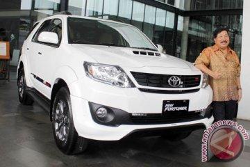Toyota Fortuner diharapkan dongkrak ekspor otomotif