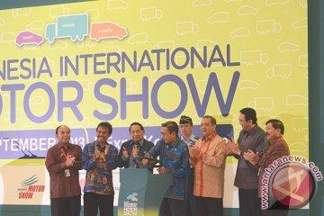 Pembukaan IIMS 2013