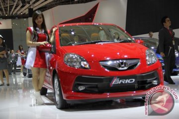 Peluncuran Honda Brio