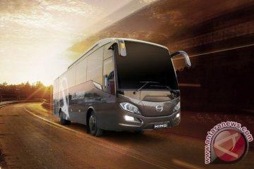 Lebih nyaman dengan bus baru Hino