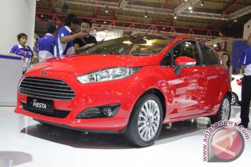 New Ford Fiesta Diluncurkan di IIMS 2013