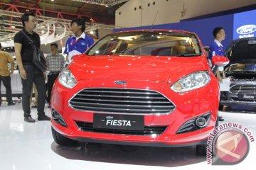 Ford Fiesta terjual lebih dari 17.500 unit